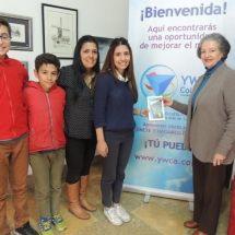 ganaddora tablebt rifada en expocatolica 2016 YWCA COLOMBIA 6