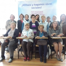 Reuniones YWCA Colombia 5