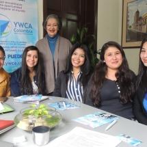reunion estudiantes de la salle YWCA COLOMBIA 3