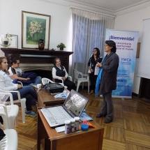 dia mundial de la YWCA en Colombia 1