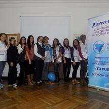 dia mundial de la YWCA en Colombia 16