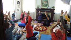Galería: Yoga para la Vida   15 de julio de 2017