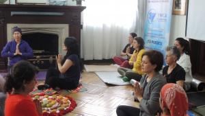 Yoga para la Vida | Mes 1 (15 de julio a 12 de agosto de 2017)