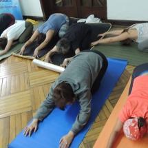 Taller Cuidado a traves del Yoga Restaurativo 049