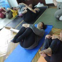 Taller Cuidado a traves del Yoga Restaurativo 056